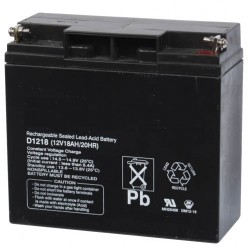 Bosch D1218 12V 18 AH Battery
