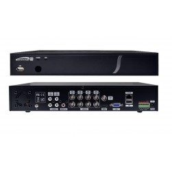 Speco D16VX2TB 16 Channel HD-TVI Digital Video Recorder, 2TB