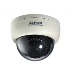 CNB D2765NVR 530TVL Dome Camera, 3.8-9.5mm Lens