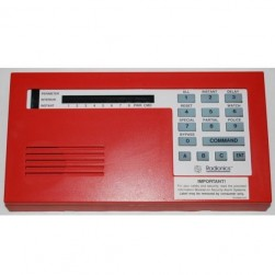 Bosch D720R Command Center LED Keypad - Red