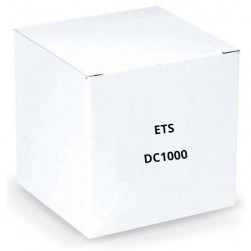ETS DC1000 120Vac to 12Vdc AC Adaptor 1A