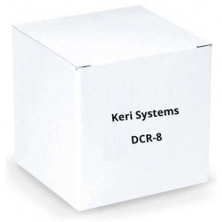 "Keri Systems DCR-8 Enclosure Rack Mounting Kit (for 19"" IT rack)"