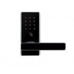 ZKAccess DL30B Door Lock with Bluetooth and Keypad Silver/Black