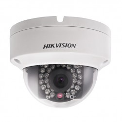 Hikvision DS-2CD2112FWD-I 6mm 1.3 Megapixel Outdoor Day/Night IR Network Dome Camera, 6mm Lens
