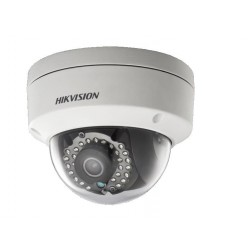 Hikvision DS-2CD2122FWD-IS 2.8MM 2Mp Outdoor IR Network Vandal Dome Open Box