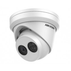 Hikvision DS-2CD2335FWD-I 8MM 3 MP Network Outdoor IR Turret Camera