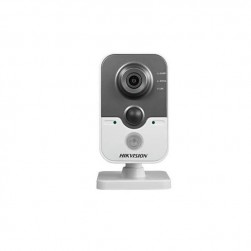 Hikvision DS-2CD2412F-IW 4MM 1.3Mp IR WiFi Network Cube Camera