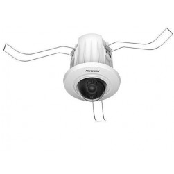 Hikvision DS-2CD2E10F-2.8MM 1.3 Megapixel Recessed Mount Dome, 2.8mm Lens
