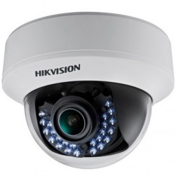 Hikvision DS-2CE56D1T-AVFIR 1080P Indoor IR Dome Camera, 2.8 to 12mm Lens