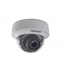 Hikvision DS-2CE56D7T-AITZ HD 1080p Motorized VF EXIR Dome Camera, 2.8-12mm Lens