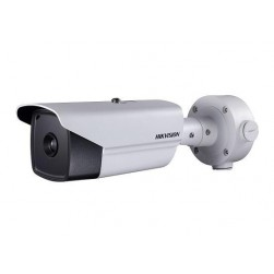 Hikvision DS-2TD2136T-25 Thermal Outdoor Network Bullet Camera, 25mm Lens
