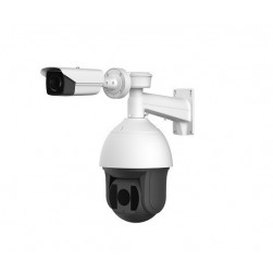 Hikvision DS-2TX3636-25A 384 x 288 Thermal Smart Linkage Tracking System Outdoor IR PTZ Camera, 36x Lens