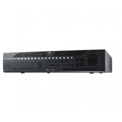 Hikvision DS-9632NI-I8 32 Channels 4K Network Video Recorder, No HDD