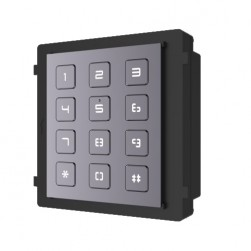 Hikvision DS-KD-KP Keypad Module for Modular Video Intercom Door Station