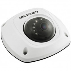 Hikvision DS-2CD2512F-IS-4MM 1.3 Megapixel IR Mini Dome Network Camera, 4mm Lens