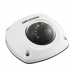 Hikvision DS-2CD2532F-IS-4MM 3 Megapixel IR Mini Dome Network Camera, 4mm Lens