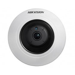 Hikvision DS-2CD2942F-IS 4 Megapixel Compact Fisheye Network Camera, 1.6mm Lens