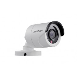 Hikvision DS-2CE16C2T-IR-2-8MM HD 720P IR Analog Bullet Camera, 2.8mm Lens