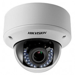 Hikvision DS-2CE56D5T-AVPIR3ZH HD1080P WDR Motorized VF Vandal Proof IR Dome Camera