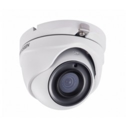 Hikvision DS-2CE56H0T-ITMF-6mm 2560 x 1944 HD-TVI/AHD/CVI/Analog IR Outdoor Dome Camera, 6mm Lens
