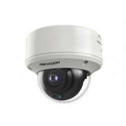 Hikvision DS-2CE59H8T-AVPIT3ZF 2560 X 1944 HD-TVI/AHD/CVI/Analog Outdoor IR Dome Camera, 2.7-13.5mm Lens