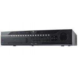 Hikvision DS-9032HUI-K8-18TB 32 Channel 4K HD-TVI/Analog Digital Video Recorder, 18TB