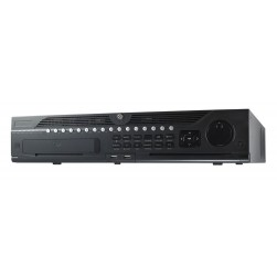 Hikvision DS-9616NI-I8-12TB 16 Channels 4K Network Video Recorder, 12TB