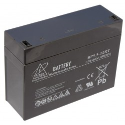 Ditek DTK-B12RT Replacement Batteries for BU450 and DRP16 Series