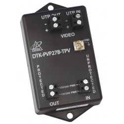 Ditek DTK-PVP27BTPV Fixed Camera Surge Protector