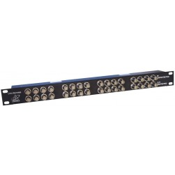 Ditek DTK-RM16NM 16-Ch Rackmount Video Line Protection