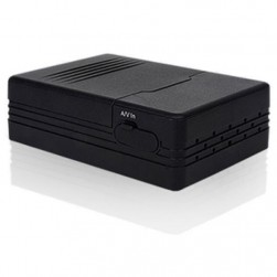 KJB DVR1200 Battery Operated 1080P DVR with PIR Built in Camera