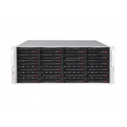 Digital Watchdog DW-BJER4U162T-LX Linux Blackjack E-Rack 150TB