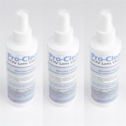 Dotworkz DW-3PROCL Dome Wizard Pro-Clean Cleaning Solution (3 Pack)