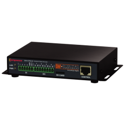 Digital Watchdog DW-CP04 4 Channel Network Encoder/Decoder
