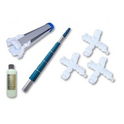 Dotworkz DW-PKG1 DomeCleaner for Dome Lens Cleaning Package Pro Kit
