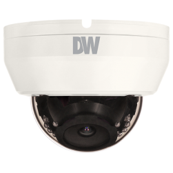 Digital Watchdog DWC-D3263TIR HD-AHD/TVI/CVI Analog Dome Camera W/ IR