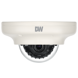 Digital Watchdog DWC-V7253TIR HD-AHD/TVI/CVI Analog Dome Camera W/ IR