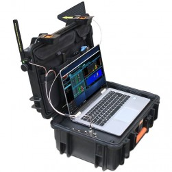 KJB DX100-12 Delta X 100/12 Spectrum Analyzer, 100 kHz - 12,400 MHz