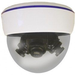 Everfocus E3D2412MPXW Multiview 3-in-1 Indoor Dome Camera