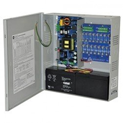 Altronix EFLOW104N16D Power Supply/Charger w/Fire Alarm