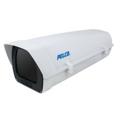 Pelco EH14-2 Outdoor Compact Camera Enclosure with Heater/Blower, 24VAC