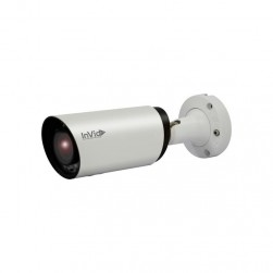 InVid ELEV-C2BXIR2812 2 Megapixel HD-TVI, HD-AHD, HD-CVI, Analog Outdoor IR Bullet Camera, 2.8-12mm Lens