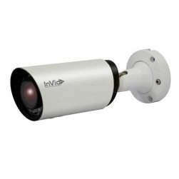 InVid ELEV-P5BXIRA2812 5 Megapixel IP Plug & Play Outdoor Bullet Camera, 2.8-12mm Auto-Focus Motorized, 98' IR Range
