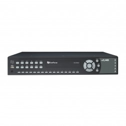 EverFocus ELUX16x2-1T 16 Channel HD-AHD/TVI Digital Video Recorder, 1TB