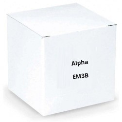 Alpha EM3B QWIKBUS Keypad - Digital - Brown