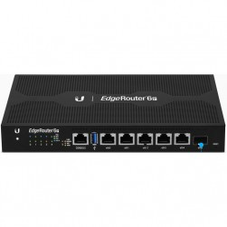 Ubiquiti ER-6P Networks 6-Port PoE EdgeRouter with EdgeMAX Technology