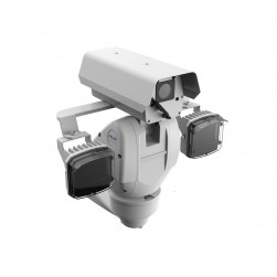 Pelco ES6230-12P-R2US 2 Megapixel Network Indoor/Outdoor PTZ Camera with Wiper IR, 30X
