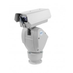 Pelco ES6230-15P 2 Megapixel Network Indoor/Outdoor PTZ Camera with Wiper, 30X