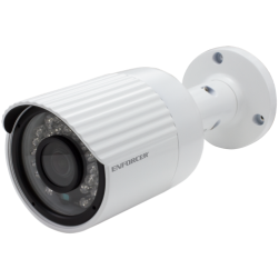 Seco-Larm EV-Y1201-A2WQ 4-in-1 HD TVI, CVI, AHD, Analog Bullet Camera, 2.8mm Lens