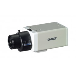 Ganz FCH-64 570TVL B/W Box Camera with Dual Voltage